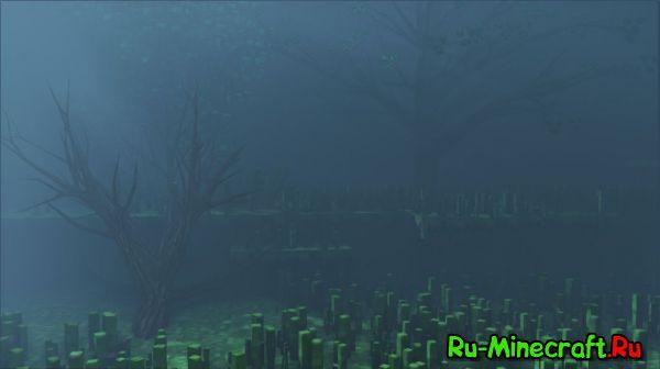 [Game] Goodbye, New World - Хоррор игра в стиле майнкрафт.