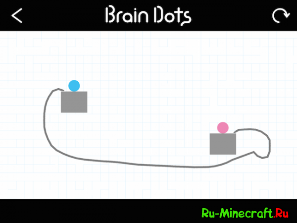 [Other][Game] Brain Dots - Рисуй!