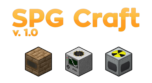 [1.7.10][Клиент+Сервер] SPG Craft 1.0 - индустриальная сборка с шейдерами