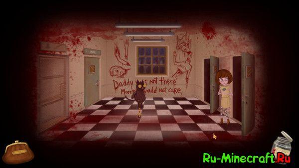 [Other][Game] Fran Bow - Страшное приключение