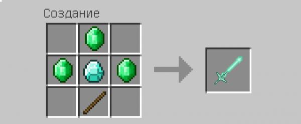 Syntthetix's More Swords Mod - Немного интересных мечей! [1.8]