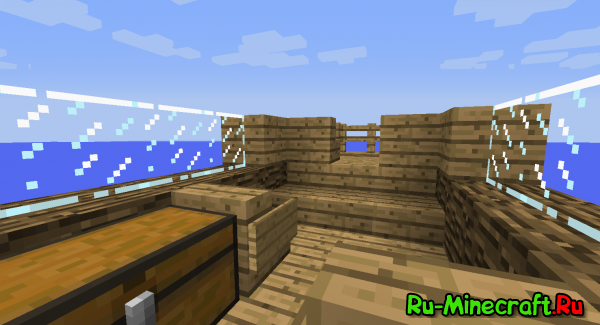 [Map][1.7.2] Boat Survival Beta - выживание на корабле!