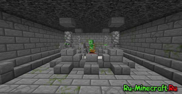 [Map] Minecraft 1.8 - Выживание.