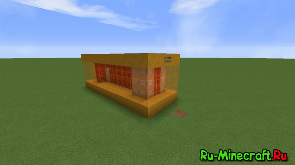[Guide][1.8][One Command Block] Система Эндермена