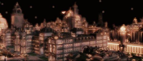 [Map][Minecraft PE 0.12.1] Викторианский город