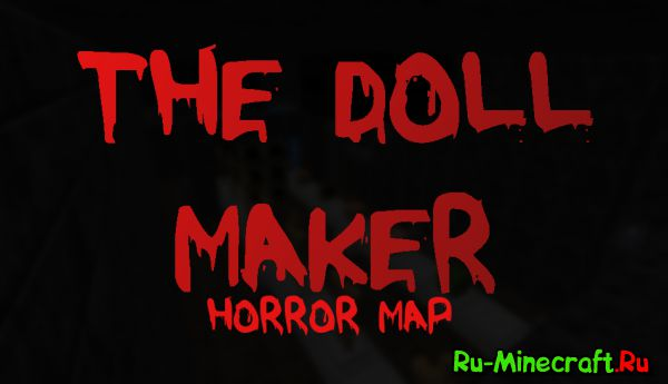 [Horror Map][1.8] The Doll Maker v.1.3