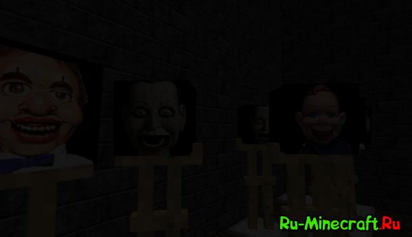 [Horror Map][1.8] The Doll Maker v.1.3