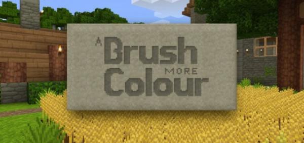 [ResourcePack][1.8+] A Brush More Colour - Приятный глазу ресурс-пак.