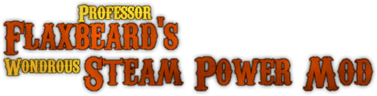 Professor Flaxbeard's Wondrous Steam Power Mod! - русифицирован [1.7.10]