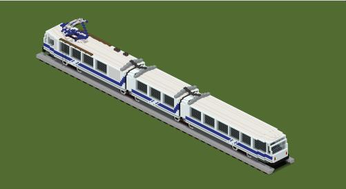 [Map Pack][1.7.+] Мы едем, едем, едем, или пак общественного транспорта