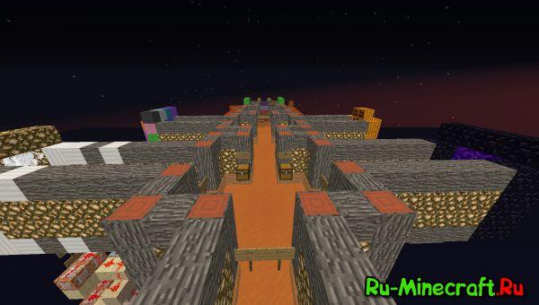 [Карта][1.8.8] SkyBlock_cemendayz V3.0 с Обновление