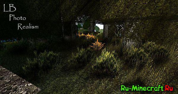 [ResoucePack][1.8][128x] LB Photo Realism - самые реалистичные текстуры