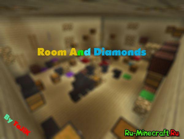 [Map] Room And Diamonds