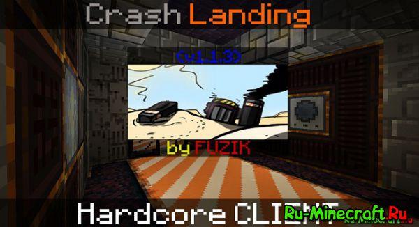 Hqm Ftb Crash Landing скачать карту - фото 4