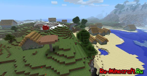 [Сборка с модами][1.7.10] Декоративная Сборка Minecraft
