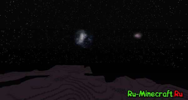 Galaxy Space - аддон для мода Galacti Craft [1.12.2] [1.7.10]