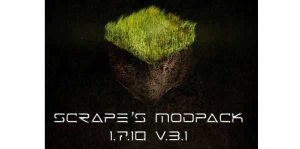 [ClientServer][1.7.10] Клиенты Minecraft (94; 147; 211 модов) scrape's modpack v3.1