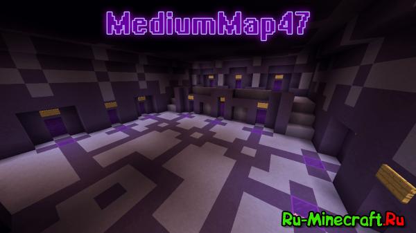 [Map][1.8.8] Карта-головоломка MediumMap47