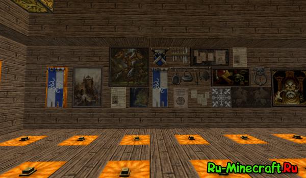 [16px][1.7-1.8] Conquer - хороший ресурс пак для minecraft