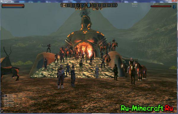 [Steam] Mortal Online - Попробуй выживи.