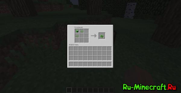 Creeper Chickens Mod - курицы-криперы [1.11.2] [1.10.2] [1.8] [1.7.10]