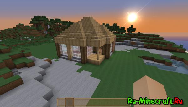 Скачать карту Survival House для Minecraft бесплатно ...