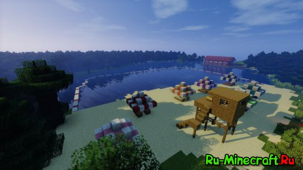 [Карта] Совенок в Minecraft