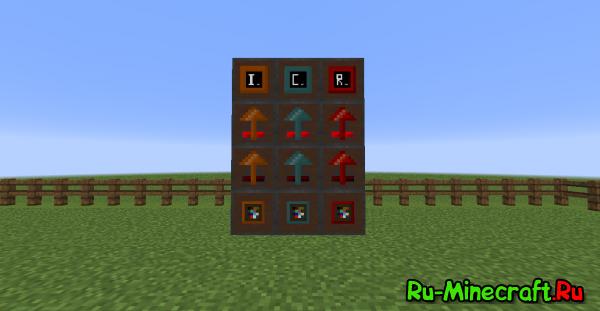 [1.9][x16][x32] Моя темная текстура для командного блока!