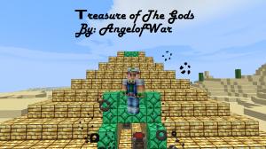 [Map] Treasure of the Gods - Перевод (1.8+)