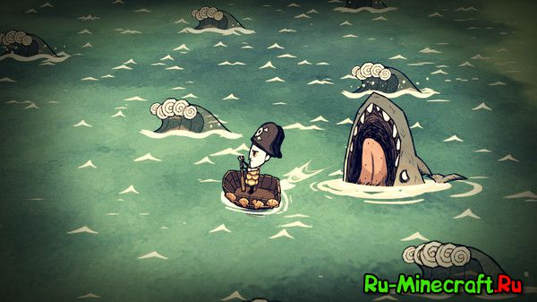 [Разное] Dont Starve Shipwrecked