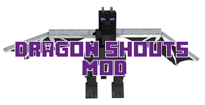 [1.8] Dragon Shouts Mod - Sкурим?