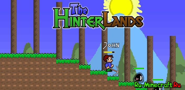 [ИГРА][Android] The HinterLands: Mining Game HD