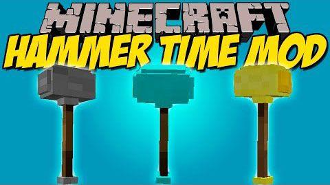 «Hammer Time»: разрушительные молоты! [1.7.10]