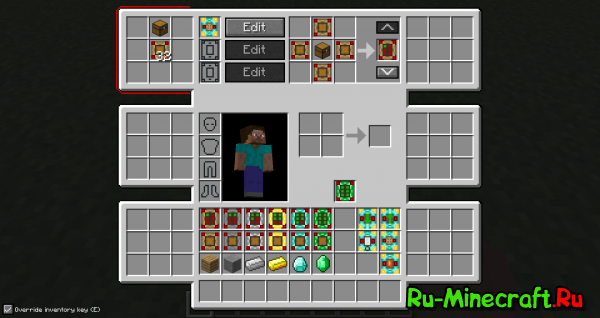 Advanced Inventory [1.12.1] [1.11.2] [1.10.2] [1.9.4] [1.8.9] [1.7.10]