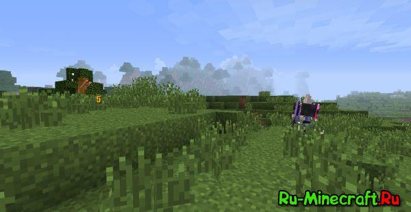 [1.7.10][Мод+Гайд] Prune - теперь и ягоды полезны в бою.