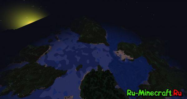 [Map] Survival Islands - карта для выживания