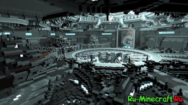 [Map] Serenity Imperium - Большая летающая крепость