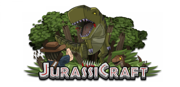 JurassiCraft 2- Динозавры в майнкрафт? [1.12.2] [1.11.2] [1.10.2] [1.9.4] [1.8.9] [1.7.10]