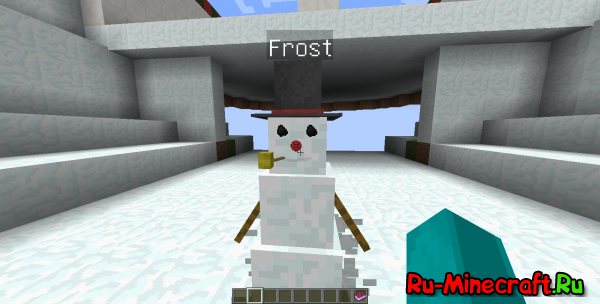 [Map] Frosty Runner - Бегущий Фрост.