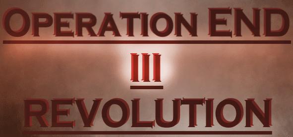 [Карта] Operation END III: Revolution (Ep 7-9)