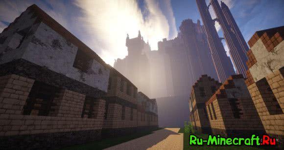 [Map] Talonguard_Haven's town - карта замка людей из героев 5