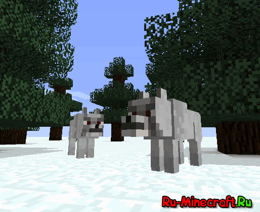 Ender Zoo - мобы и TNT [1.12.2] [1.11.2] [1.10.2] [1.9.4] [1.8.9] [1.7.10]
