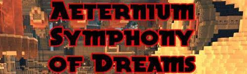 [Map][1.8.X] Aeternium - The Symphony of Dreams - Фантастический мир