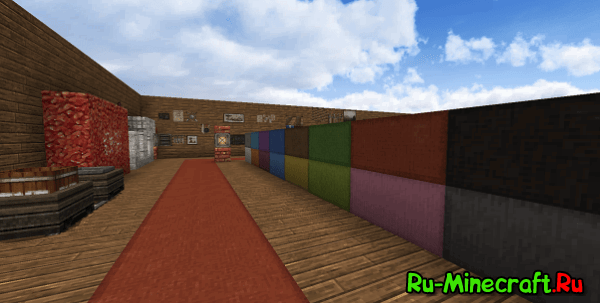 [Texturepacks 1.8/1.8.8] Halcyon Days 3D