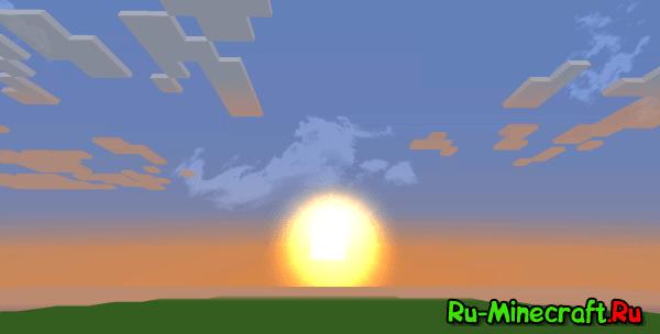 [1.8/1.8.8][64px] REX 3D - футуристический ресурспак