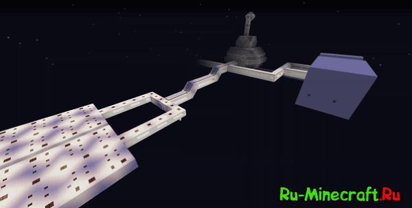 [Map 1.8.9/1.8] Space Purge - Приключения на корабле!