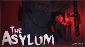 [Map][1.8] The Asylum - Убежище (Horror map/Хоррор карта)