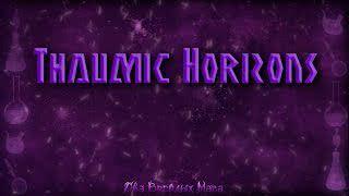 [1.7.10] Thaumic Horizons - магия повсеместно