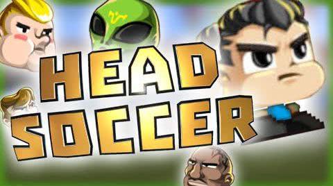 [Map 1.8.9] Head Soccer - Футбол в Minecraft!