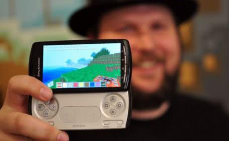 Список телефонов на которых идет Minecraft PE